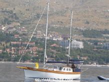 1980 Arvid Laurin 42 Ketch