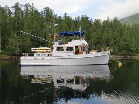 1965 Grand Banks 42 Classic
