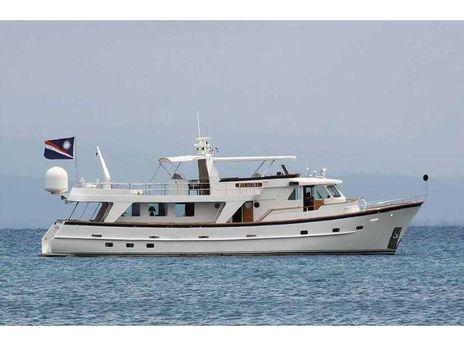1990 Hakvoort Scheepswerf Long Range Motor Yacht