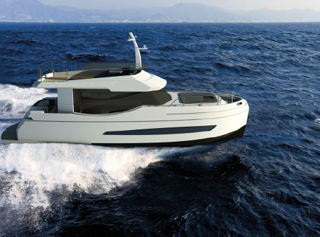 2016 Naval Yachts Greenaval 40 Hybrid Yacht