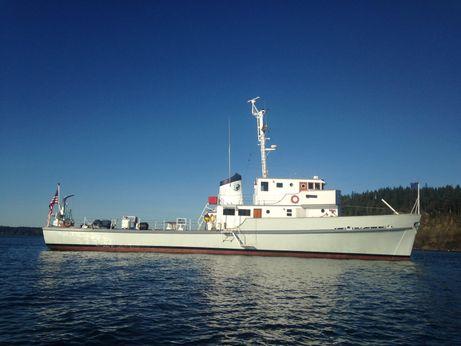 1958 Bellingham Shipyard Minesweeper