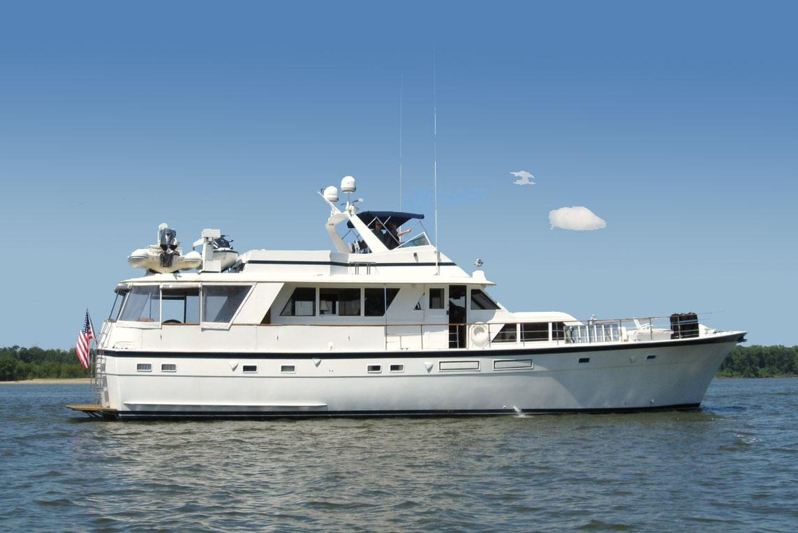 70 foot boats for sale in mo boat listings for Hatteras 70 motor yacht