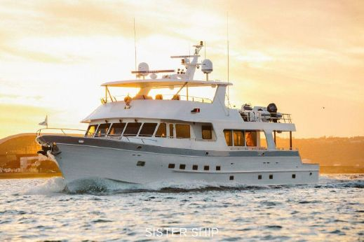 2017 Outer Reef Yachts 880 CPMY