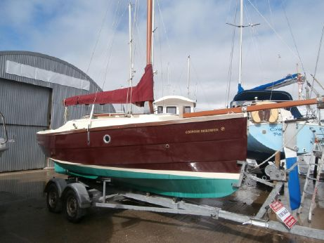 2003 Cornish Shrimper MkII