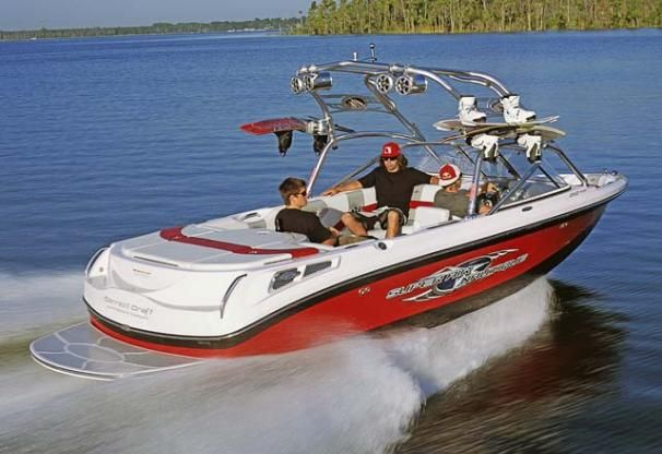 2007 Nautique Super Air 210 Power Boat For Sale