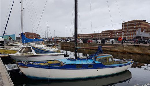 1951 Folkboat Lymington 5 tonner