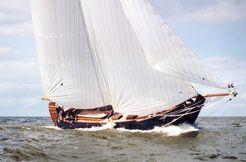 1996 Dutch Leeboard Yacht Schokker