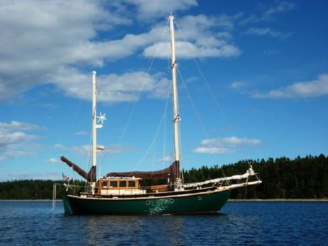 1965 Moen North Sea Ketch