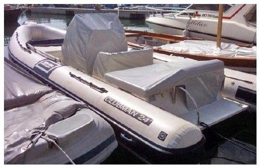 2003 Jokerboat Clubman 24 EFB