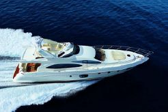 2007 Azimut 68E