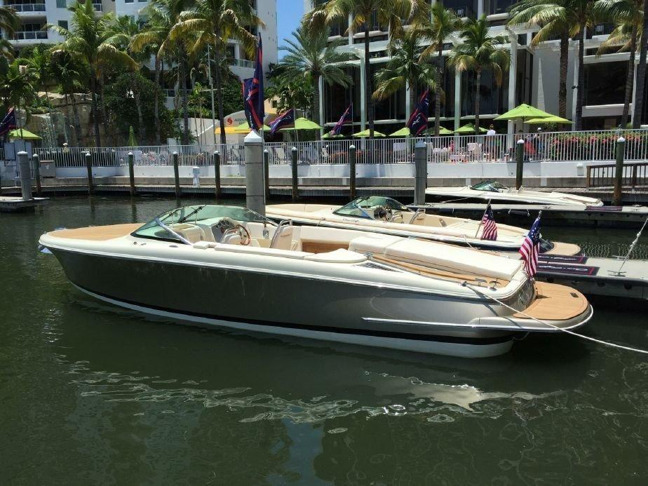 2018 chris craft capri 27 power boat for sale www for Chris craft capri 25