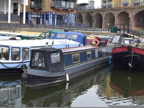 1993 Narrowboat 69ft Semi Trad