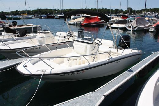 2008 Boston Whaler 180 Dauntless