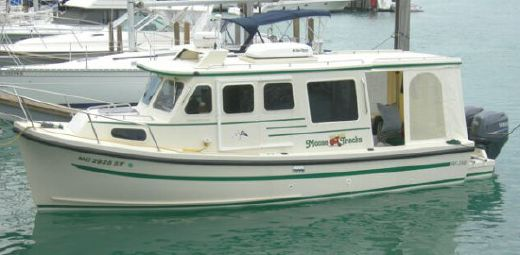 2005 Rosborough RF-246 Sedan Cruiser