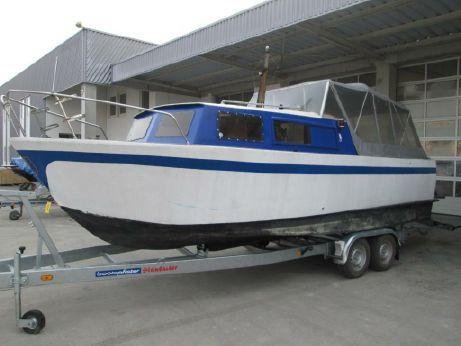 1970 Unbekannt Kabinenboot