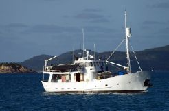 1965 Custom Romsdal 55 Trawler