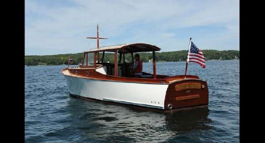 2013 Other Van Dam - Trunk Cabin Day Cruiser