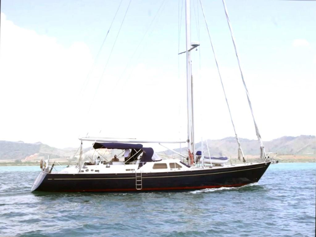 1998 North Wind Deck Salon cutter rig Sail Boat For Sale