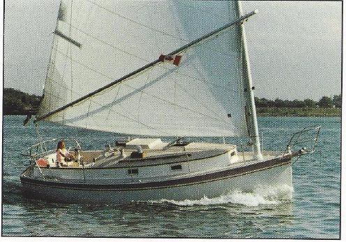 1986 Nonsuch 26 Ultra