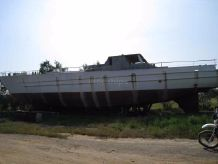 2000 Ankon V D Laan STEEL WORKBOAT