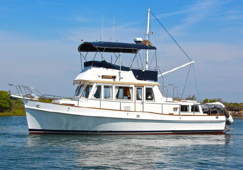 1989 Grand Banks 36 Classic
