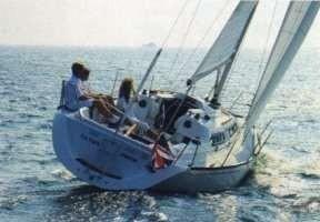 2002 X-Yachts X-332