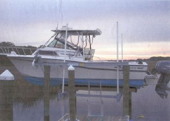 1988 Grady-White sailfish