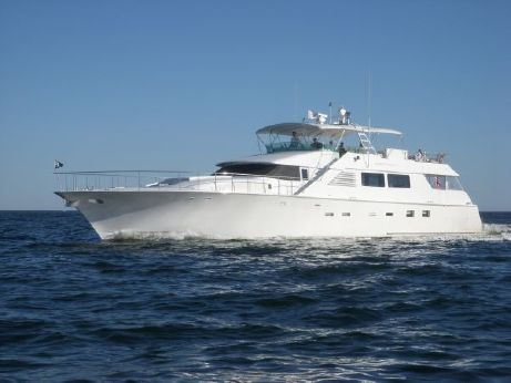 1989 Cheoy Lee Raised Pilothouse
