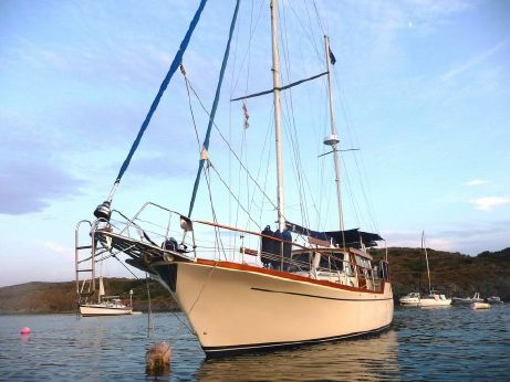 1983 Nauticat 44