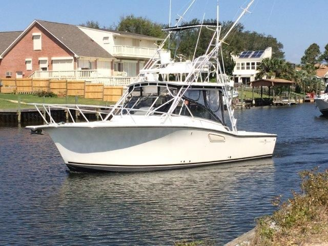 Full Force Diesel >> 2001 Albemarle 305 Express Fisherman Power Boat For Sale ...