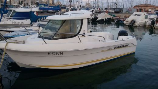 2000 Quicksilver 620 Pilothouse