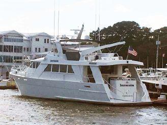 thumbnail photo 1: 2000 Custom Carolina Motor Yacht