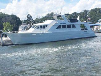 thumbnail photo 2: 2000 Custom Carolina Motor Yacht