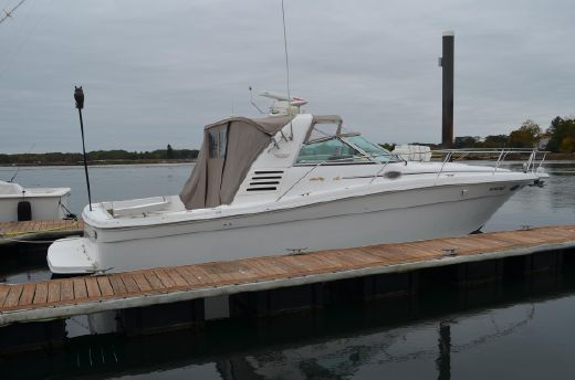 1997 Sea Ray 370 Express Cruiser 2013 New Engines