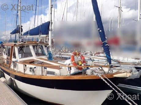 1979 Siltala Nauticat 33