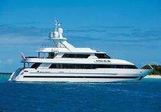 2001 Moonen Tri Deck Motor Yacht