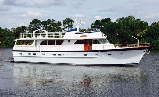 1974 Broward Motor Yacht