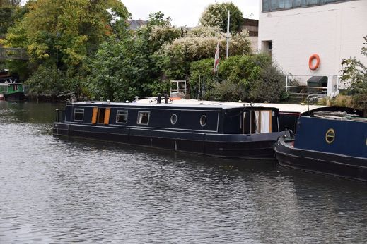 2014 Wide Beam 57ft with London mooring