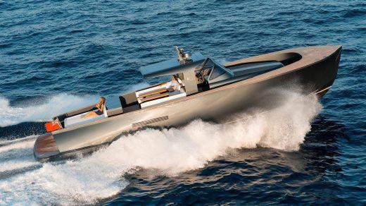 2015 Alen Yacht Alen 55