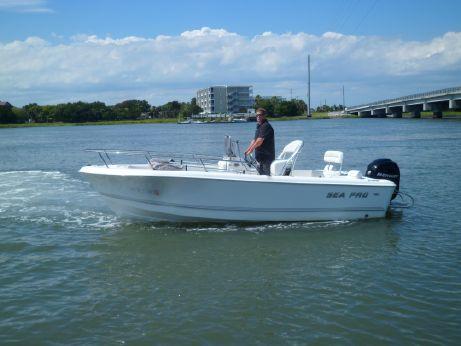 2007 Sea Pro 186 Center Console