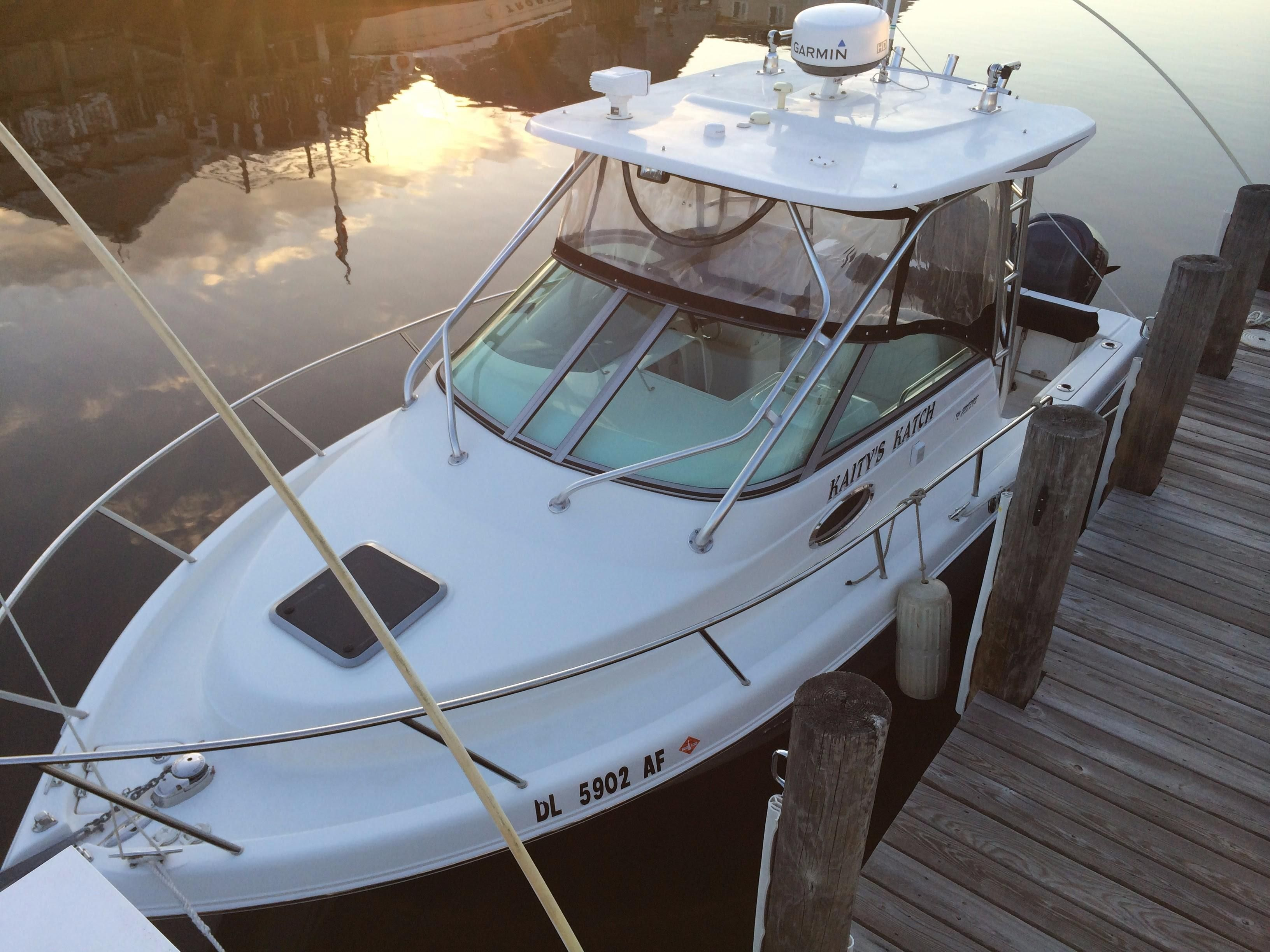 2008 robalo r265 walkaround power boat for sale www for Robalo fish in english
