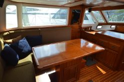 photo of  60' Shannon 53 HPS 60 Motorsailor ICW Rig