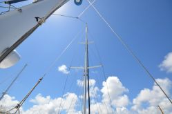photo of  Shannon 53 HPS 60 Motorsailor ICW Rig