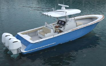thumbnail photo 1: 2020 Valhalla Boatworks V-37