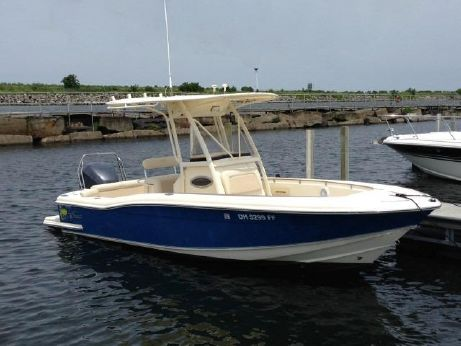 2005 Scout 222 Sportfish Guy Harvey