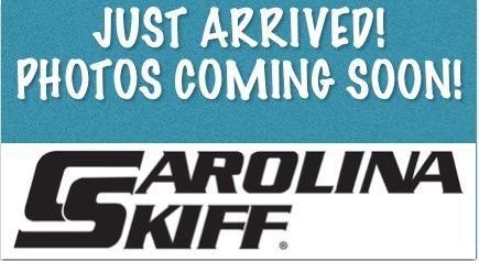2016 Carolina Skiff 218 DLV Center Console