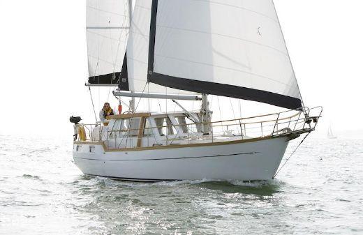 2004 Nauticat 38