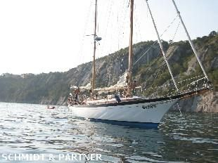 1979 Cheoy Lee CLIPPER Ketch 48