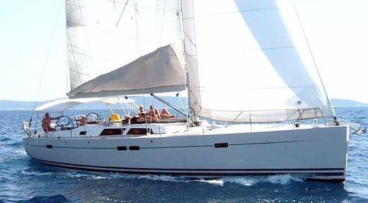 2009 Hanse 540 e