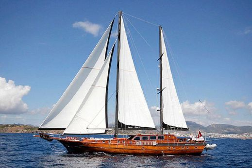 2010 Gulet Wooden Luxury 35 meters